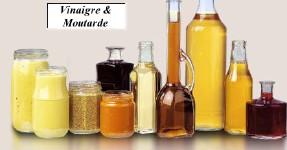 produits brabant Reims, moutardes et vinaigres
