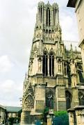 tourisme à Reims,Cathédrale de  Reims