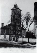 Reims,L'usine ou le château d'eau