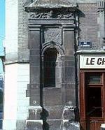 Reims,Fontaine des Carmes