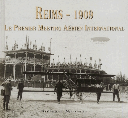 Premier meeting international de Reims en 1909