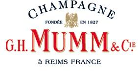 Champagne Mumm à Reims