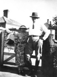 Paul et Hettie à Nanima