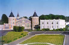 Maison Pommery à  Reims