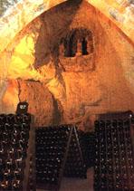 Champagne Taittinger à Reims