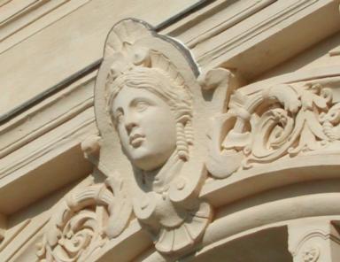 La porte des Tisserands en 2007