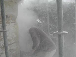 La porte des Tisserands en 1992