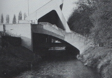 Pont sur la Vesle, photo CL.C Duménil