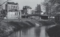 Pont sur la Vesle, photo CL.C Duménil