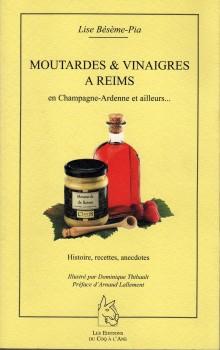 livre Moutardes et vinaigres Ets Brabant