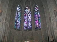 tourisme à Reims,Vitraux cathédrale de Reims