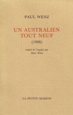 Un australien de Paul Wenz